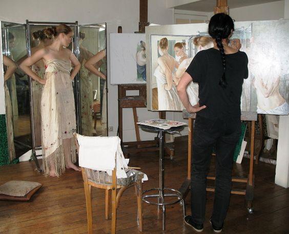 Francine van Hove..http://www.francinevanhove.com