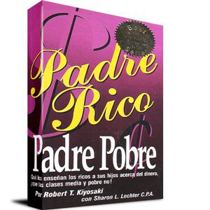 El Mejor libro de Educacion Financiera que ha tenido el mundo, con las ventas mas grandes del mundo, te lo recomiendo.    Obtenerlo Aqui:  http://facebook.com/PadreRicoFan    Cordialmente  Christian Torres