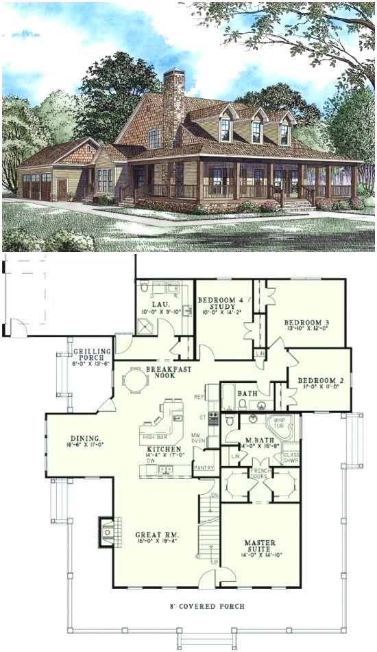 Metal Building Homes In Sc And Pics Of Metal Building Homes Oklahoma Polebarnshop Steelbuildin Farmhouse Style House Plans Porch House Plans New House Plans