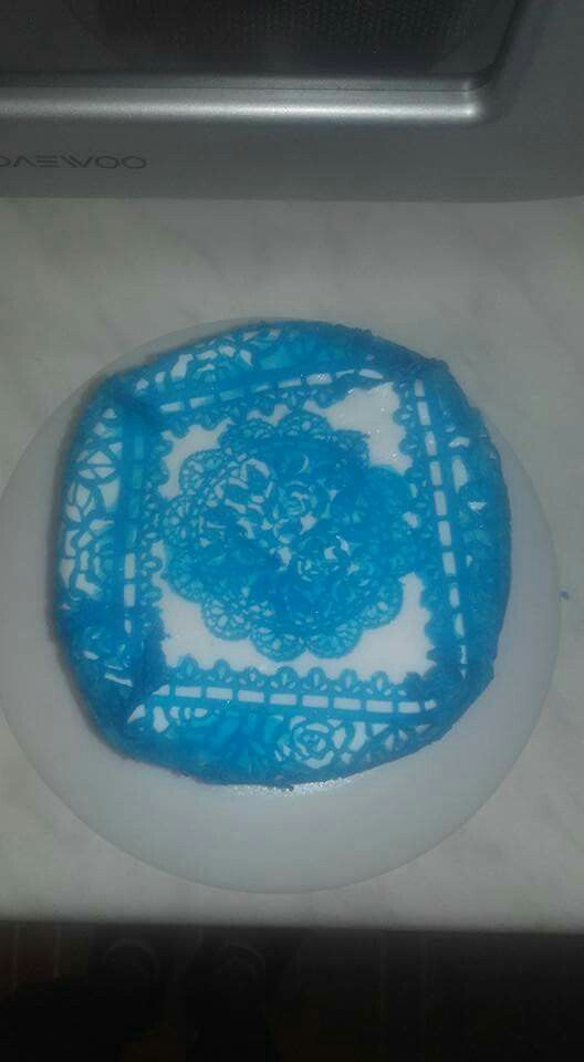 Mini Torcik Koronki Cake