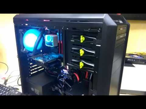 Build New Pc Z390 Gaming X Gigabyte I7 8700k 8th Gen G Skill