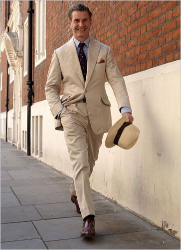 Hackett does spring/summer.