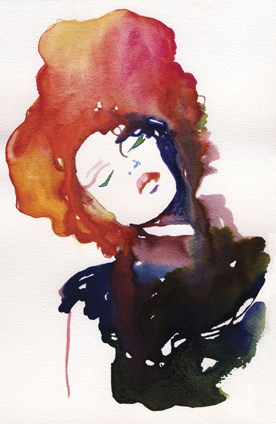 Cate Parr - Fashion Illustrator