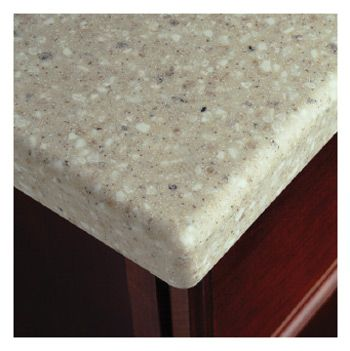 Solid Countertop Options : ... countertops Wilsonart Solid Surface Edge Options for Countertops