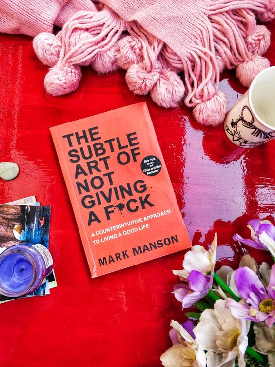 The Subtle art of not giving a f*ck, a book written by Mark Manson, talks about how we get bothered by everything in our lives and how we should differentiate about things we should care about and we should not care about. Click here to read more.