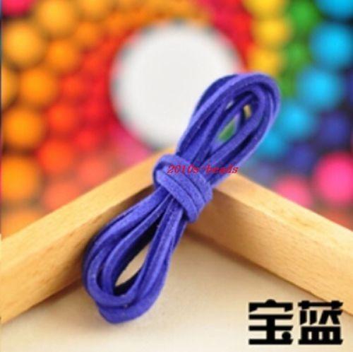 Soft-Suede-cord-Leather-Velvet-Thread-DIY-Bracelet-Necklace-Making-1-90Meter