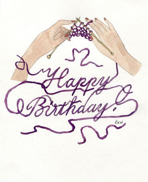 Happy Birthday Knitting Pattern : Pinterest the world s catalog of ideas
