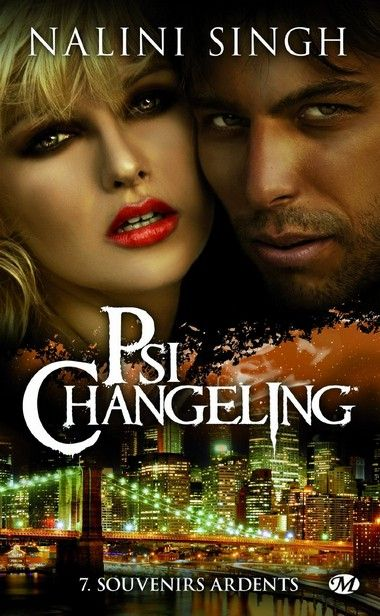 psi changeling tome 7
