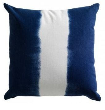 coussin bleu marine tie and dye color navy pinterest ties and dyes. Black Bedroom Furniture Sets. Home Design Ideas