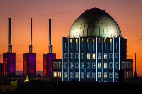 Anzeiger Hochhaus, Hannover | by leinemeister