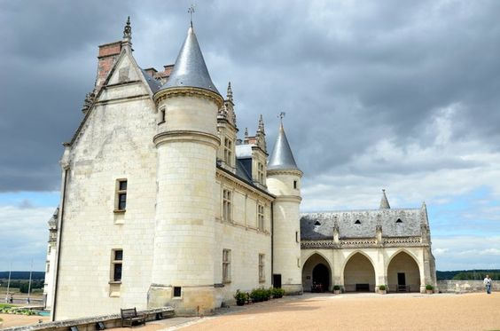 Château Royal D'Amboise, France