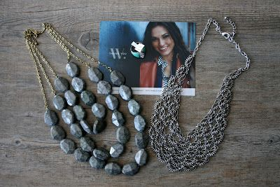 Canadian Subscription Box Addict: Wantable Accessories Box Review - August 2013 - Jewellery Subscription Box