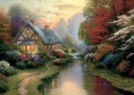 Thomas Kincaid- the Painter of Light