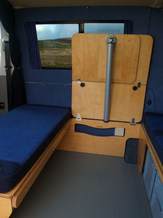 Brilliant Camper Kit Convert Any Van With The Buddy Box System