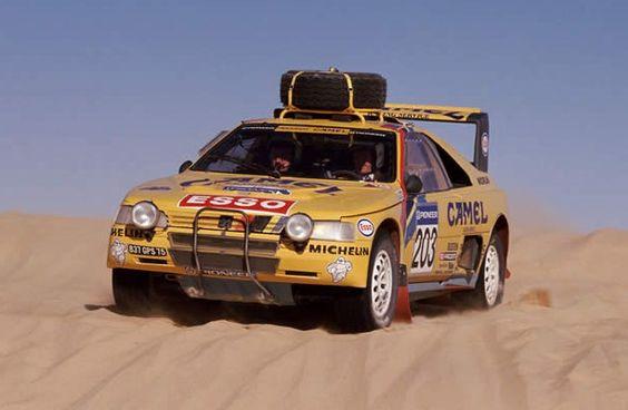 Peugeot va revenir au Dakar ?