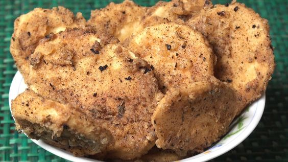Kentucky Fried Potatoes | Recipe | Kentucky, Kfc and Potatoes