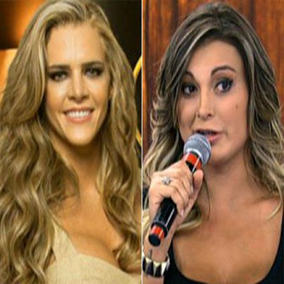 """Andressa não perdoa Denise: """"Me arrependo de não ter dado mais um cuspe na cara dela"""" http://r7.com/jGHc #OMelhorDoBrasil"""
