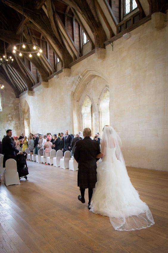 www.rocksaltphotography.com | Weddings at St Donat's Castle