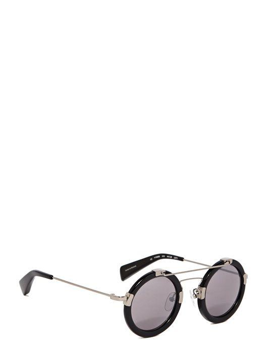 Yohji Yamamoto Womens YY5006 Sunglasses