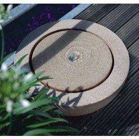 Loa LED - Brunnen für Haus, Terrasse  und Garten