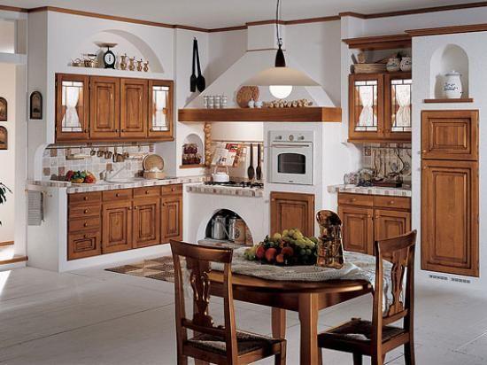 Decoracion rustica moderna buscar con google cocina de for Decoracion cocinas rusticas