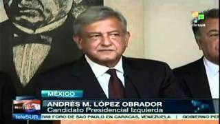 "#Mexico: ""Vergüenza nacional, compraron millones de votos"" - #AMLO"