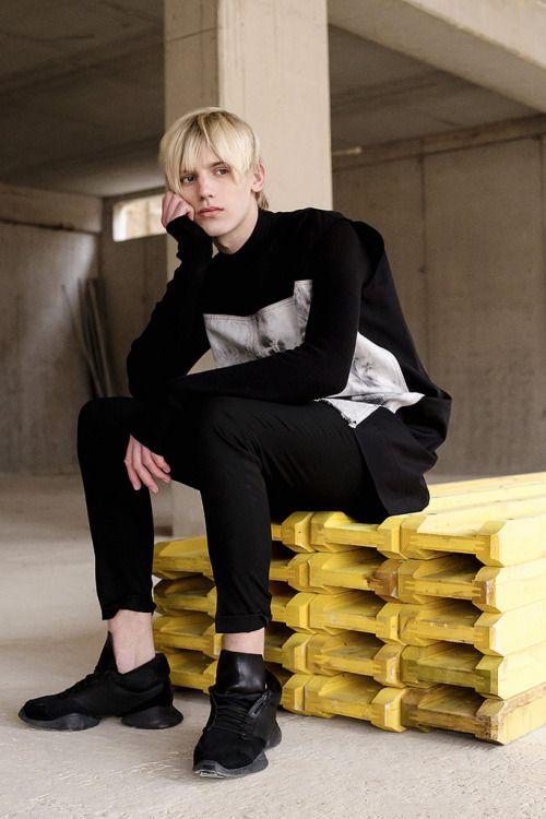 Photo by Akhean Polart. Styling by Mickael Kidumu.  menswear mnswr mens style mens fashion fashion style editorial