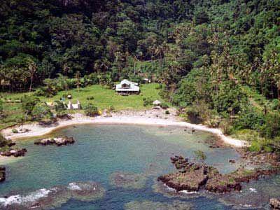 iririki island how to get there