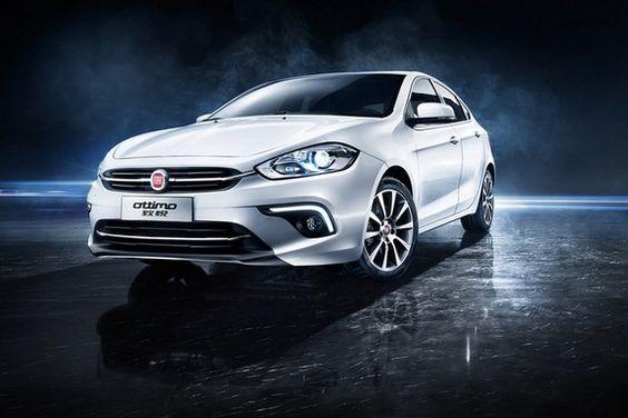 Fiat Ottimo, un interesante hatchback que no veremos en Europa - http://www.actualidadmotor.com/2013/11/25/fiat-ottimo-china/