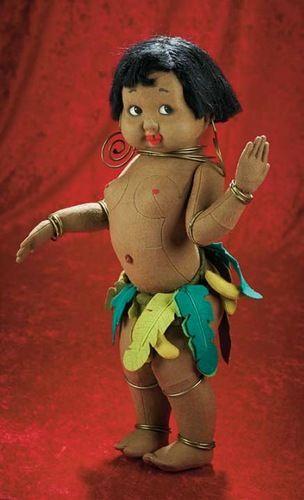 Lenci, итальянская кукольная компания