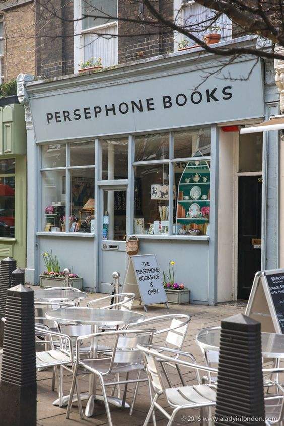 7 specialty bookstores to discover in London. Persephone Books in Bloomsbury specialises in 20th century female writers.: