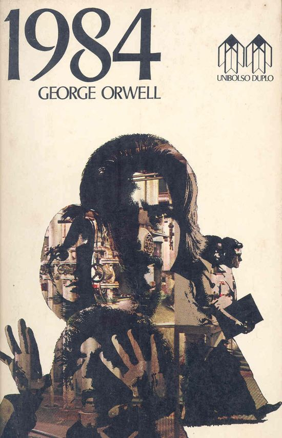 """1984 by george orwell novel 09022017 in 1949, when george orwell's """"1984"""" was first published, the new york times book reviewer wrote that, though it was """"not impressive as a novel."""