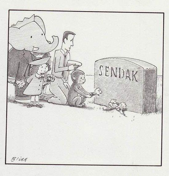 RIP Sendak