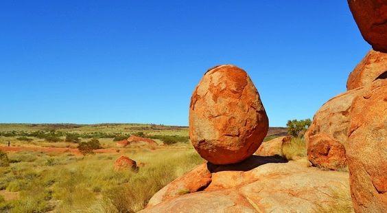 Karlu Karlu   les billes du diable   karlu karlu devils marbles billes du diable outback australie 17