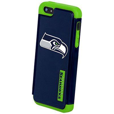 Seattle Seahawks iPhone 5/5S Hybrid Case