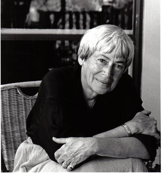 Ursula K LeGuin - Greatest stylist among  SF writers, her work encompasses anthropology, ecology, and philosophy.