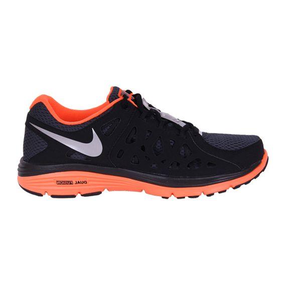 Sepatu Lari Nike Dual Fusion Run 2 MSL 599563-019 sepatu yang sangat sempurna untuk dipakai berjalan atau berlari dengan bahan yang memberikan efek lembut terhadap kaki. Sepatu ini diskon 10% dari harga Rp 799.000 menjadi Rp 699.000.