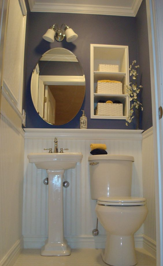 Modern furniture small bathrooms storage solutions ideas creative for bathroom diy cozy home - Small space solutions furniture style ...
