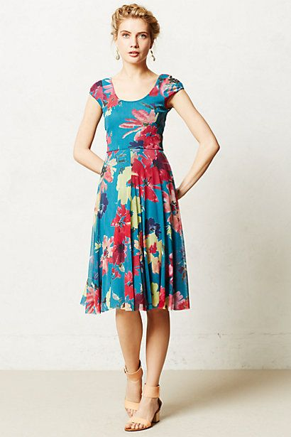 Quinby Dress: Summer Dress, Spring Dresses, Cute Dresses, Anthropologie Dresses, Floral Dresses, Anthropologie Quinby