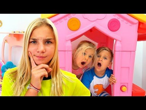 Maggie Is Like A Nanny For Diana And Roma Youtube Babysitter Diana Instagram Kids Songs
