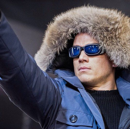 Just finally caught up with CWs Flash, and I must say, I thoroughly enjoyed Wentworth Miller's portrayal of him.