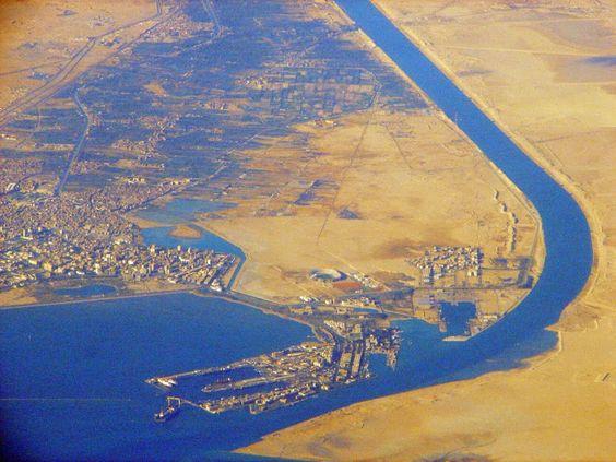 150 años del Canal de Suez :: NAVEGAR ES PRECISO