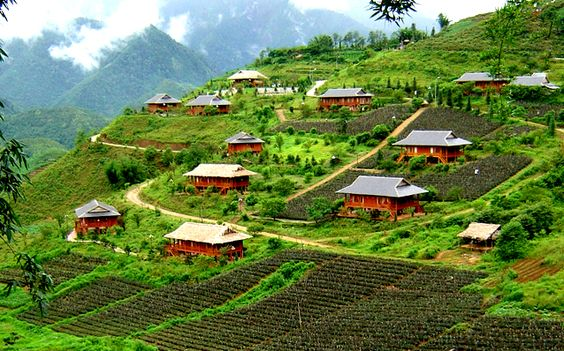 Sapa trekking tours, travel Sapa Vietnam, Sapa hotels