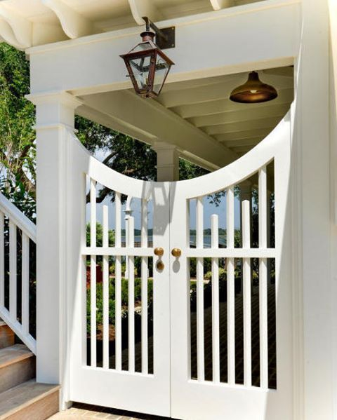 Maintain security with your gate