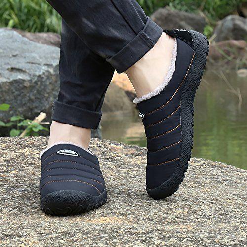 Leaproo Men Women Slippers Non-slip