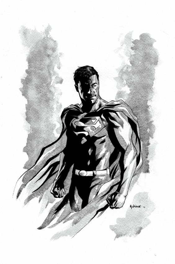 Superman by Mike McKone *