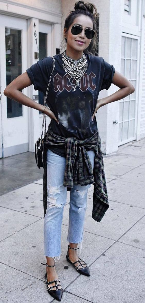 grunge style obsession