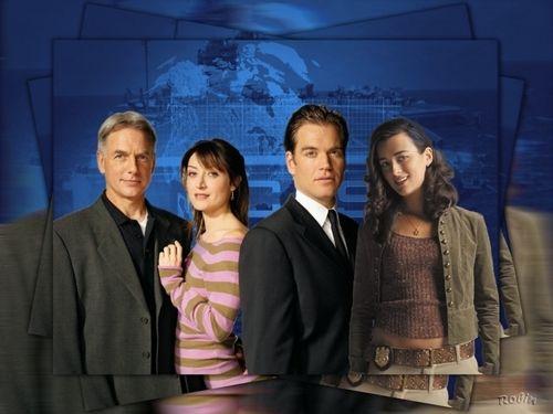 Wallpaper of Kate/Gibbs,Tony/Ziva for fans of NCIS.  Kibbs,Tiva