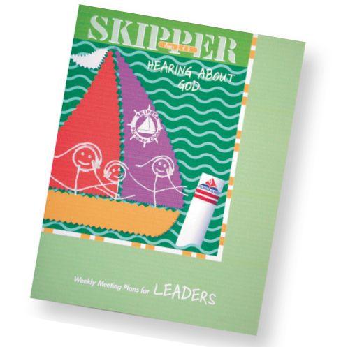 Skipper Hearing About God Leader Planbook