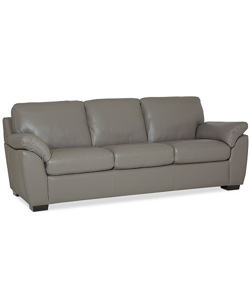 Furniture Lothan 87 Leather Sofa Furniture Large Sofa